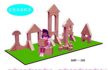 Factory hot selling safety eva foam toy doll
