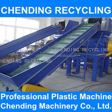 CHENDING pe pp film washing and recycling machine waste plastic film washing machine