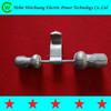 hot dip galvanized transmission line fitting vibration dampers