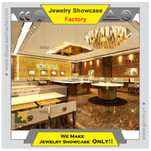 Classy design Showcase forJewelry display stand Jewelry store whole professional design jewelry store in shopping mall