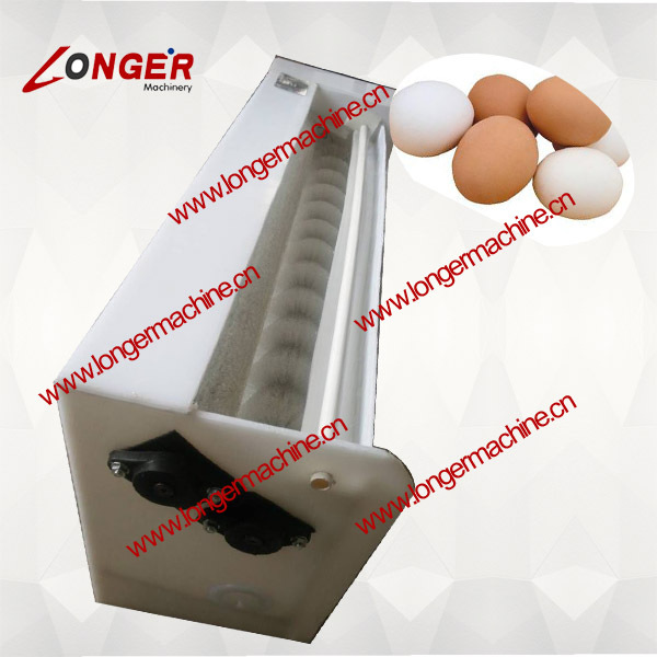 egg cleaning machine