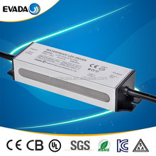 Waterproof LED Driver / Power Supply constant current with CE Certification