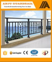 2015 best price of decorative deck railings made in china YT006