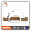 S-33 de estilo europeo de cuero de la pu sofá de la oficina sofá de lujo