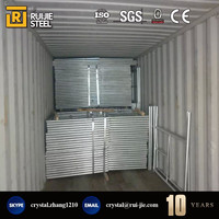 reusable layer scaffolding frame formwork / vertical props and horizontal props