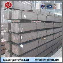 China Hebei flat bar black carbon prime quality