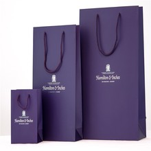 Factory price custom made yiwu paper shoping bag supplier