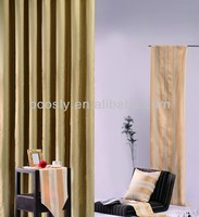 hot-sale opening-closing curtains with swags and tails