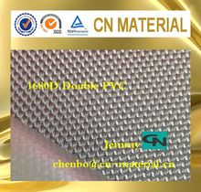 100% polyester oxford 1680D with non-toxic PVC coating backing