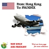 Air Freight From HONG KONG To USA ANCHORAGE Shipping