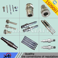 agricultural machinery parts for wood pallet machine cnc machinings carbon steel ductile iron shaft