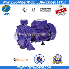 Belt Driven Mini Centrifugal Suction Water Pump