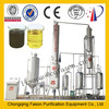 Power saving and filter free Used oil Purifying Equipment