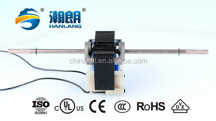 Quality promotional high voltage small ac electric motors