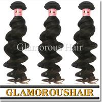 Pure Hair Extension 7A Natural Italian Wave Virgin Human Hair