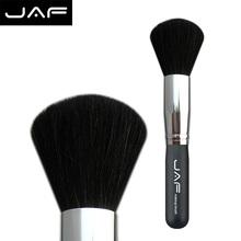 JAF Natural Bristle Bronze Cosmetic Brush Make-Up Tool (18GTY-B) - Private Logo