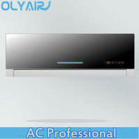 hitachi split air conditioner 9000btu remote control 60Hz inverter R410a Popular Selling Panel