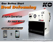 Direct factory new product KO-03 vacuum oca lamination machine front lcd lens repair laminating for mobile phone