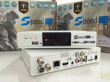 Speed S1 free iks sks card sharing twin tuner satellite receivers