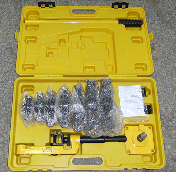 Hhw-25s manuel compact mini cintreuse outils