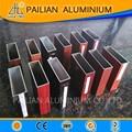 Alluminio 6063 tubo tondo profilo/stabile tubi di alluminio anodizzato/fusione di alluminio per tubi