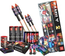 Assortment / Selection pack / Family 2 Fireworks