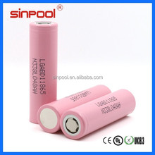LG ICR18650 D1 3000mah 3.7v 18650 rechargeable battery/High Capadity 18650 Lithium Battery