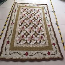 2015 fashion 100% cotton indoor carpet mat for children