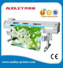 Audley cabeça DX5 1.8 m de impressora eco solvente para papel de transferência ADL-A1951