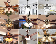 Ceiling Fan with light hot sell decorative ceiling fan ceiling fan price with CE/ROHS