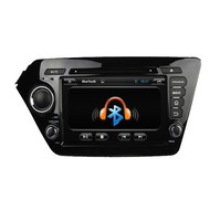Touch Screen Car DVD Player with Radio Bluetooth GPS Naivgation System 3G WIFI For K2