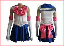 Caliente la venta de Tsukino Usagi traje traje de marinero cosplay de luna
