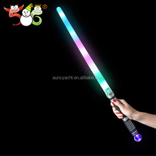 Factory in Guangdong China High quality light up disco spinner wand