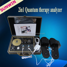 SW-38A 2014 hot selling quantum bio-electric body analyzer Therapy