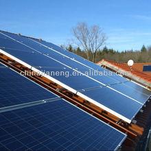 280W Polycrystalline Silicon solar panel system