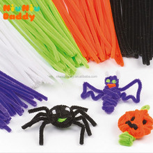 100pcs/set Children's Educational Toys DIY toys materials shilly-stick Plush Stick handmade art Christmas toys