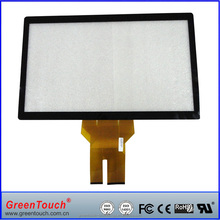 Customized 15 Inch Capacitive Touch Screen Panel For PC