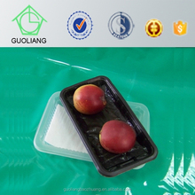 China Food Packaging Manufacturer Plastic Storage Trays For Fresh Fruit