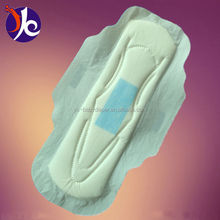 2015 best A grade sanitary pad manufacture