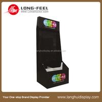 new products cardboard display pedestal
