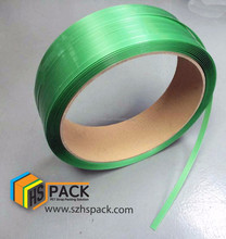 strongest PET strap plastic packing strap replace metal band green white yellow black