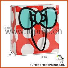 Baby shoesshopping paper bags manufacturers, suppliers, exporters