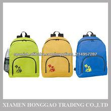 Diseño de moda de la escuela mochila para el adolescente y los niños