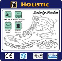 anti-slip power safty boot