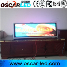 OSCARLED p5 taxi top led display screen factory texting