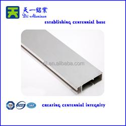 aluminum sliding window track
