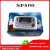 SF500 satellite finder meter support DVB-S/ DVB-S2 Satellite Finer signal Finder Meter Sf500