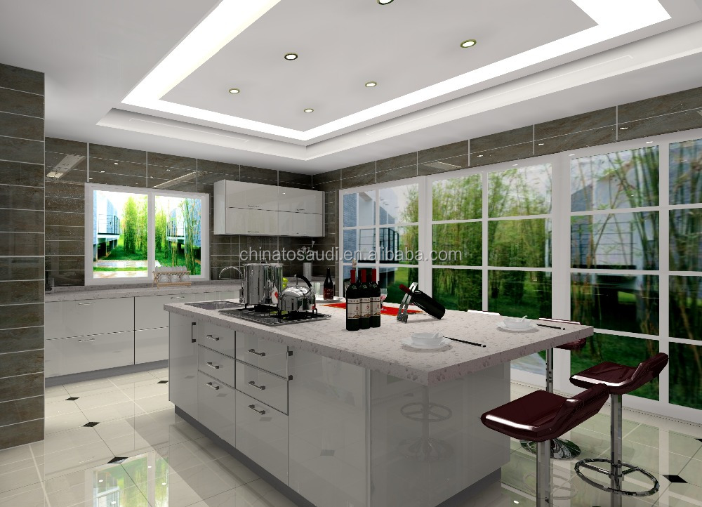 Affordable Modern White Pantry Kitchen Cabinet Set Buy