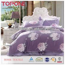 Hangzhou Fábrica de Moda de Textiles Domésticos Adultos Suaves Mayoristas 100% Algodón Prendas de Cama