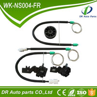 Free sample given for test on hot goods window regulator repair kit